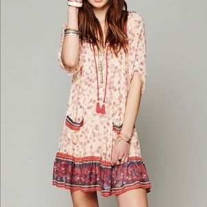 Penny Lane Chiffon Dress Tunic